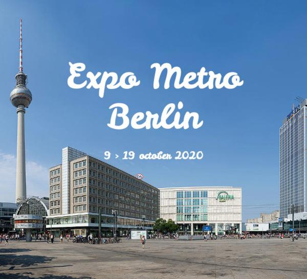 Expo Métro Art Berlin